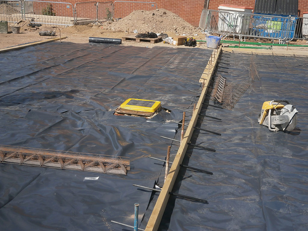 External Yard for Wickes